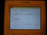 NumWorks N0110 + firmware giac