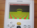 NumWorks + raytrace