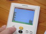 NumWorks + Fire Nintendo Game&W.