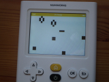 NumWorks + jeu de la vie