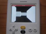 NumWorks + raycasting 3D Python