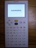 NumWorks + firmware Epsilon