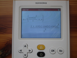 NumWorks + Omega 1.21