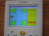 NumWorks + Jetpack Bird