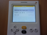 NumWorks N0110 + Epsilon 16.4.0