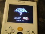 NumWorks + NES Mega Man V
