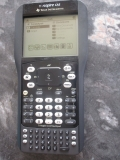 TI-Nspire CAS TouchPad RCS-EVT