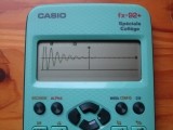 Casio fx-92+SC + Grapher