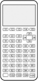 code touche TI-83 PCE