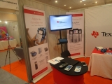 Stand Texas Instruments