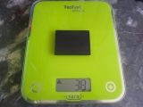 Pesée batterie HP Prime G2