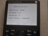 HP Prime G2 diagnostic