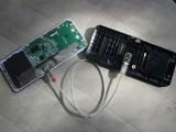 TI-83PCE + Adafruit Trinket M0