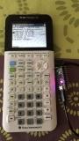TI-83 Premium CE + ItsyBitsy M0
