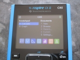 TI-Nspire CX II CAS