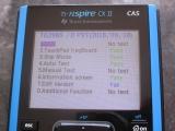 TI-Nspire CX II : Diags