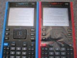 Nspire CX II CAS + CX II-T CAS