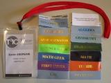 Rubans + badge T3IC