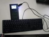 Symbolibre + clavier USB