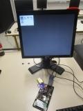 Symbolibre + clavier + écran