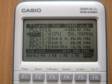 Casio Graph 35+E II + Ftune2