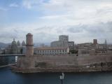 Marseille, fort Saint-Jean