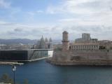 Marseille, Mucem + fort St-Jean