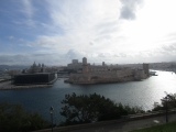Mucem, fort St-Jean, vieux port
