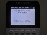 TI-83 Premium CE + OS 5.3.5.17