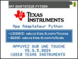 Bug Césium Python