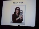 Mayim Bialik from TBBT