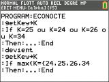 Le getKey 2