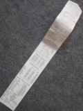 Graphoplex 1614 système log-log