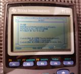 TI-89 PROTO1