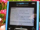 TI-Nspire CX II CAS + OS 5.1