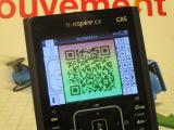 TI-Nspire CX CAS + py_keypad