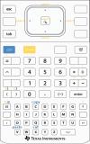 keypad TI-Nspire CX Python