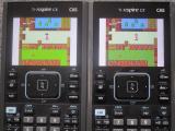 Nspire CX CAS + Dragon Ball NES