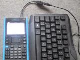 TI-Nspire CX II CAS clavier USB