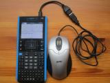 TI-Nspire CX II CAS + souris USB
