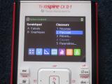 TI-Nspire CX II-T + Ndless