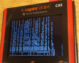 Nspire CX II-T CAS: Ndless+Linux