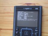 TI-Nspire CX + CoreMark @156MHz