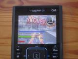 TI-Nspire CX + Nover @132MHz