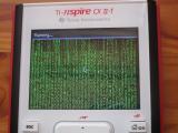 TI-Nspire CX II-T + anim Matrix