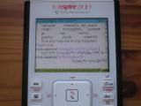 TI-Nspire CX II-T + KhiCAS