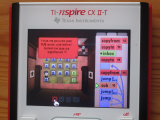 TI-Nspire CX II-T + HRM