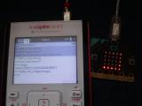 img2calc : CX II-T + micro:bit