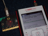 midi2calc : CX II + micro:bit