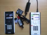TI-Nspire CX + batterie de test